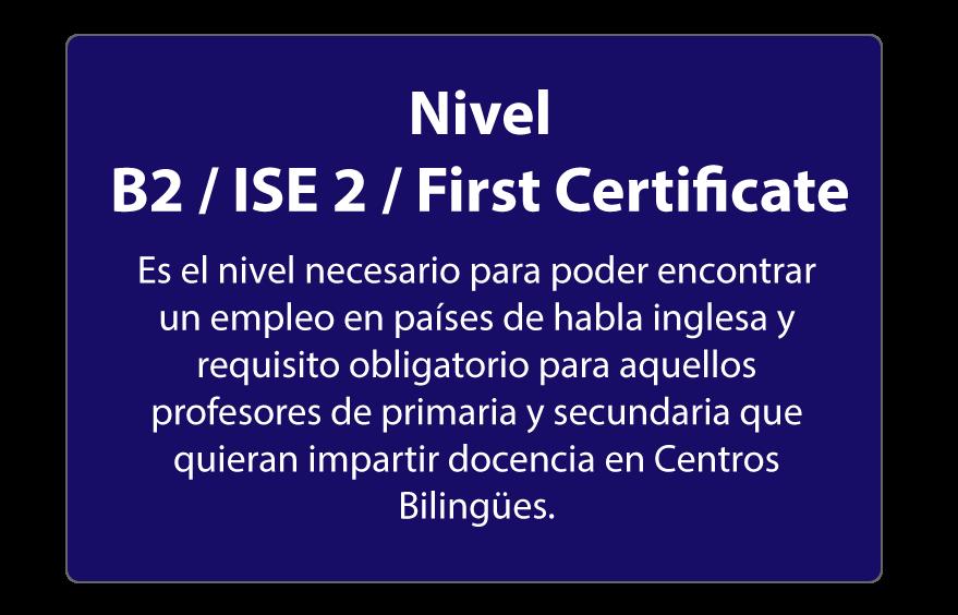 B2 -Academia Ingles Huelva - IBHuelva