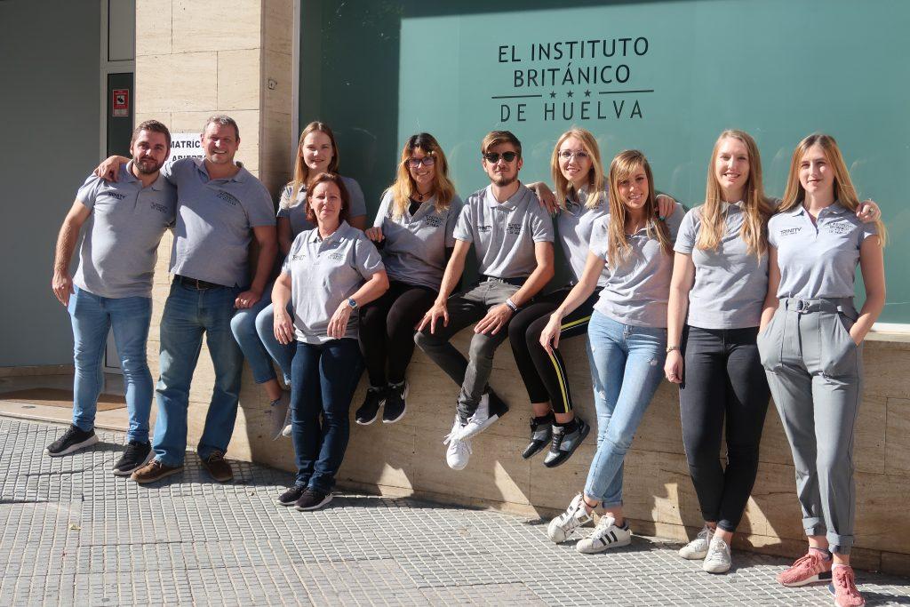 Profesores - Academia Inglés Huelva - IBHuelva